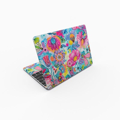 MacBook 12in Skin - Natural Garden