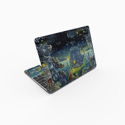 MacBook 12in Skin - Night Trawlers