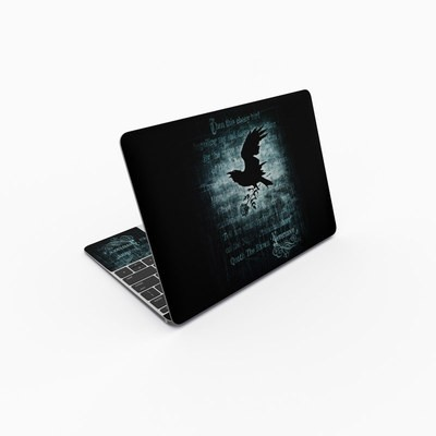 MacBook 12in Skin - Nevermore