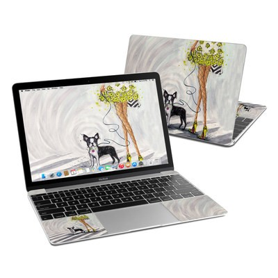 MacBook 12in Skin - Hello New York