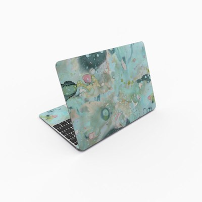 MacBook 12in Skin - Organic In Blue