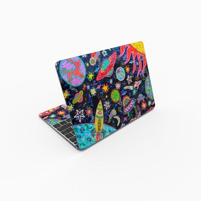 MacBook 12in Skin - Out to Space