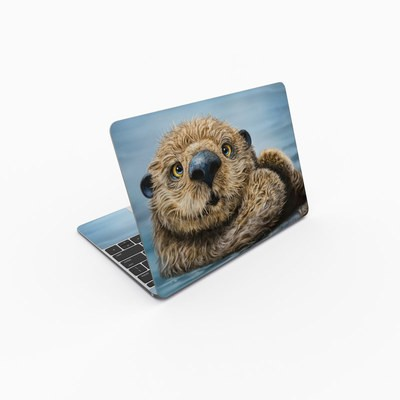 MacBook 12in Skin - Otter Totem