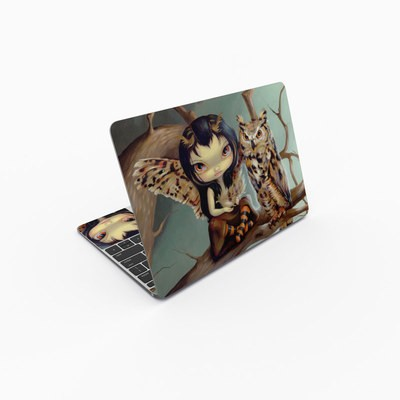 MacBook 12in Skin - Owlyn
