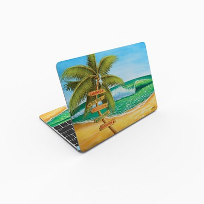 MacBook 12in Skin - Palm Signs