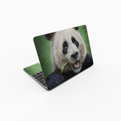 MacBook 12in Skin - Panda Totem