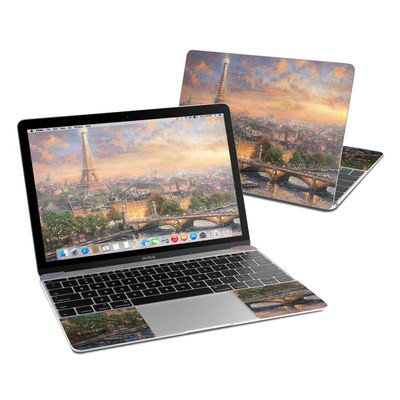 MacBook 12in Skin - Paris City of Love