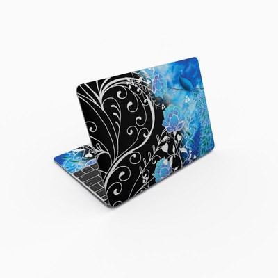 MacBook 12in Skin - Peacock Sky