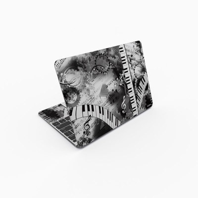 MacBook 12in Skin - Piano Pizazz