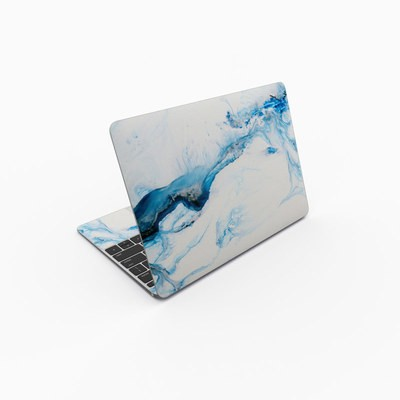 MacBook 12in Skin - Polar Marble