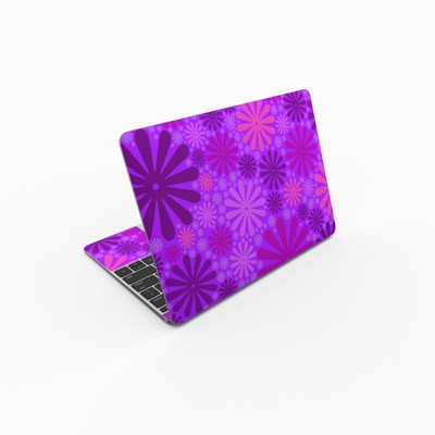 MacBook 12in Skin - Purple Punch