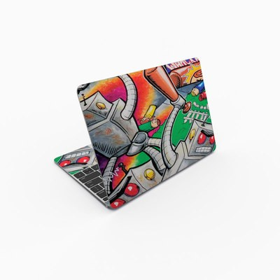MacBook 12in Skin - Robot Beatdown