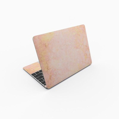 MacBook 12in Skin - Rose Gold Marble