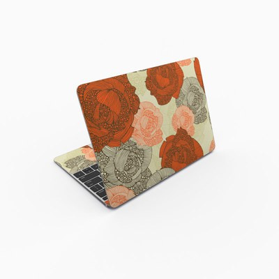 MacBook 12in Skin - Roses
