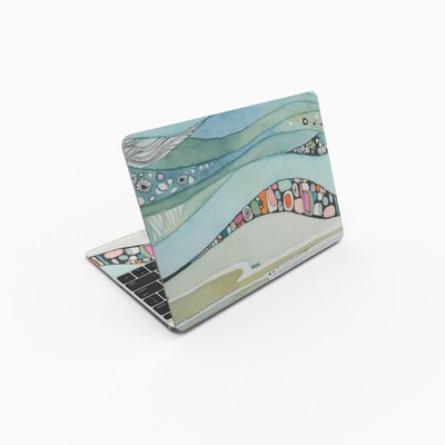 MacBook 12in Skin - Sea of Love