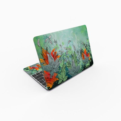 MacBook 12in Skin - Sea Flora