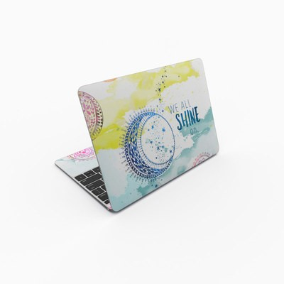 MacBook 12in Skin - Shine On