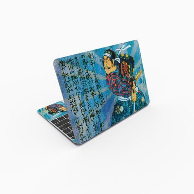 MacBook 12in Skin - Samurai Honor