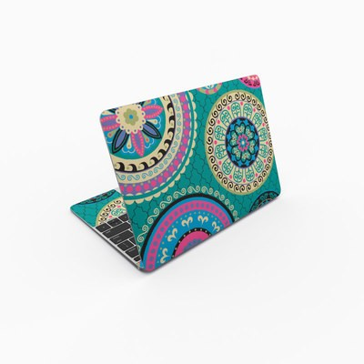 MacBook 12in Skin - Silk Road