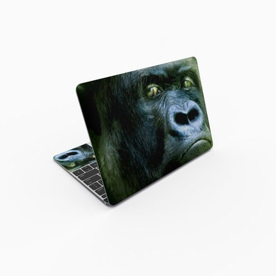 MacBook 12in Skin - Silverback