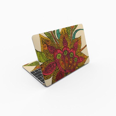 MacBook 12in Skin - Spring Flower