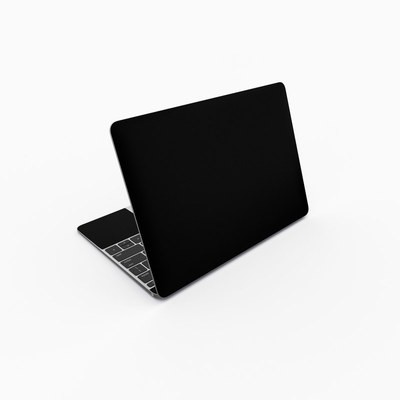 MacBook 12in Skin - Solid State Black