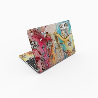 MacBook 12in Skin - Surreal Owl