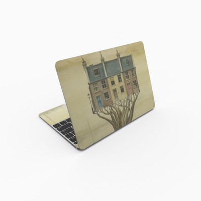 MacBook 12in Skin - Terraced Houses