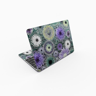 MacBook 12in Skin - Tidal Bloom