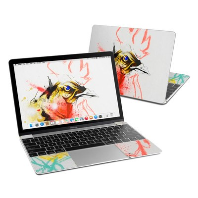 MacBook 12in Skin - Tori