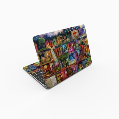 MacBook 12in Skin - Treasure Hunt