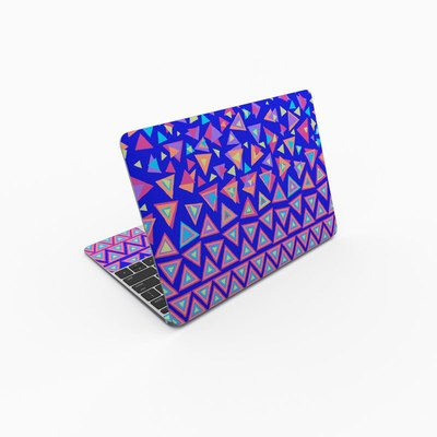 MacBook 12in Skin - Triangle Dance