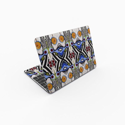 MacBook 12in Skin - Tribal Sun