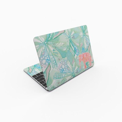 MacBook 12in Skin - Tropical Elephant
