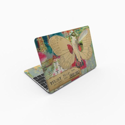 MacBook 12in Skin - Trust Your Dreams