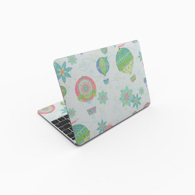 MacBook 12in Skin - Up and Away