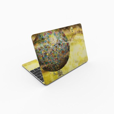 MacBook 12in Skin - Up Up and Away