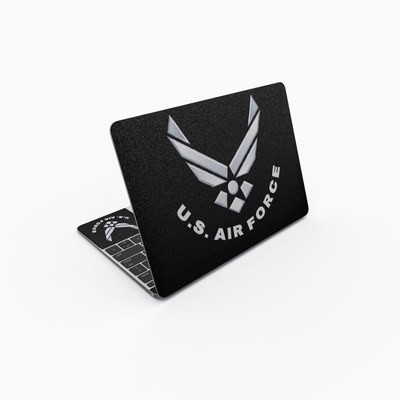 MacBook 12in Skin - USAF Black