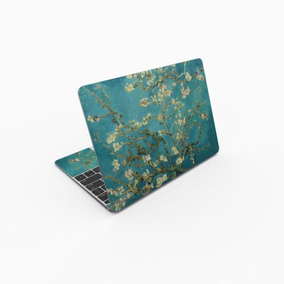 MacBook 12in Skin - Blossoming Almond Tree