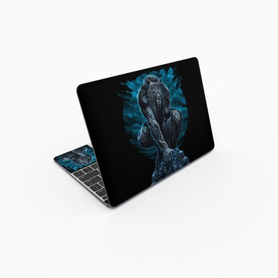 MacBook 12in Skin - Werewolf