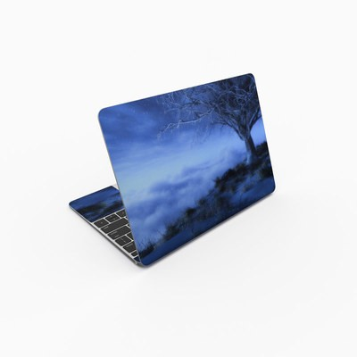 MacBook 12in Skin - World's Edge Winter