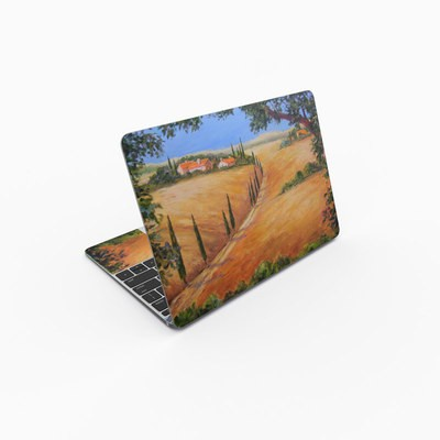 MacBook 12in Skin - Wheat Fields