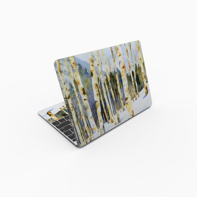 MacBook 12in Skin - Winter Solstice