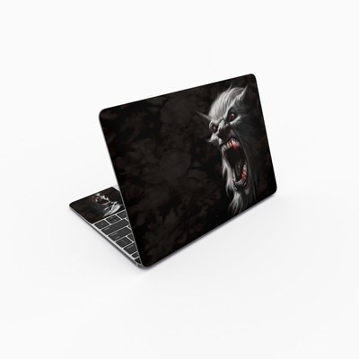 MacBook 12in Skin - Wolfman