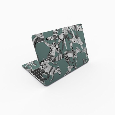 MacBook 12in Skin - Woodland Fox