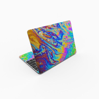 MacBook 12in Skin - World of Soap
