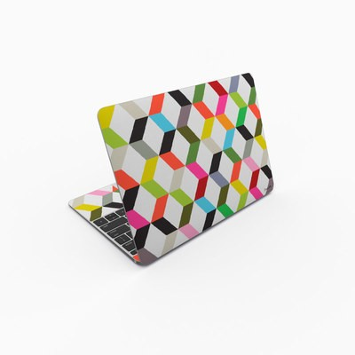 MacBook 12in Skin - Ziggy Cube