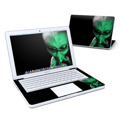 MacBook 13in Skin - Abduction