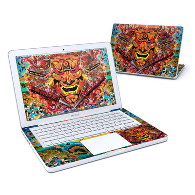 MacBook 13in Skin - Asian Crest