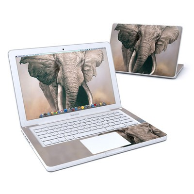 MacBook 13in Skin - African Elephant